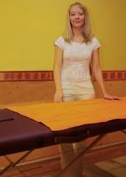 Szilvi a masszázsterapeuta (XIII.ker) +3630-670-1928