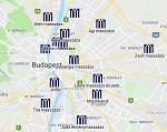 Budapest masszázstérképe