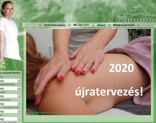 gyógymasszázs.info